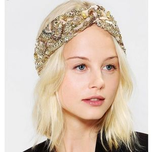 Urban Outfitters Embellished Headband